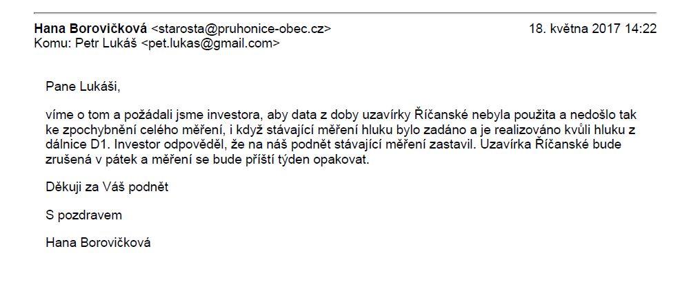 Mail Borovičková